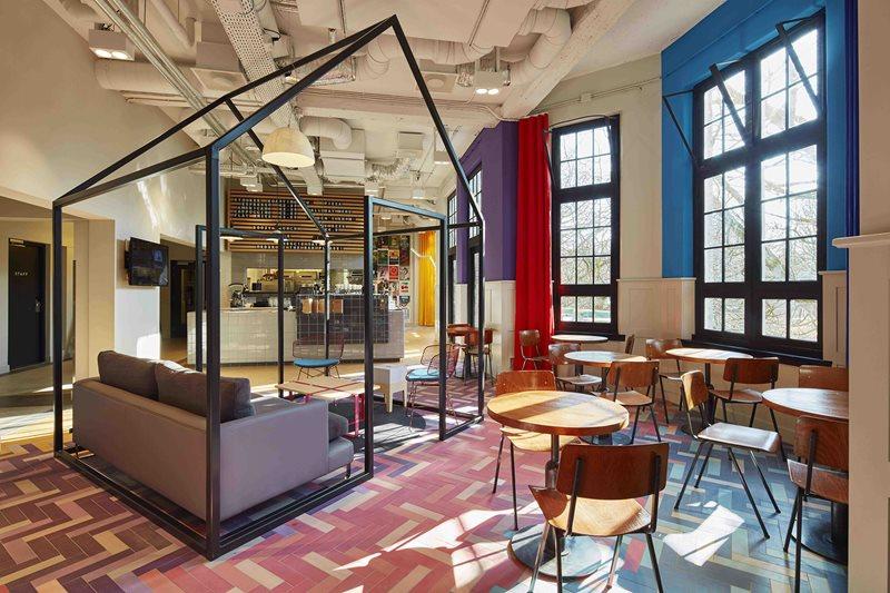 Ostello Generator Amsterdam: Prenota stanze private o dormitori ...