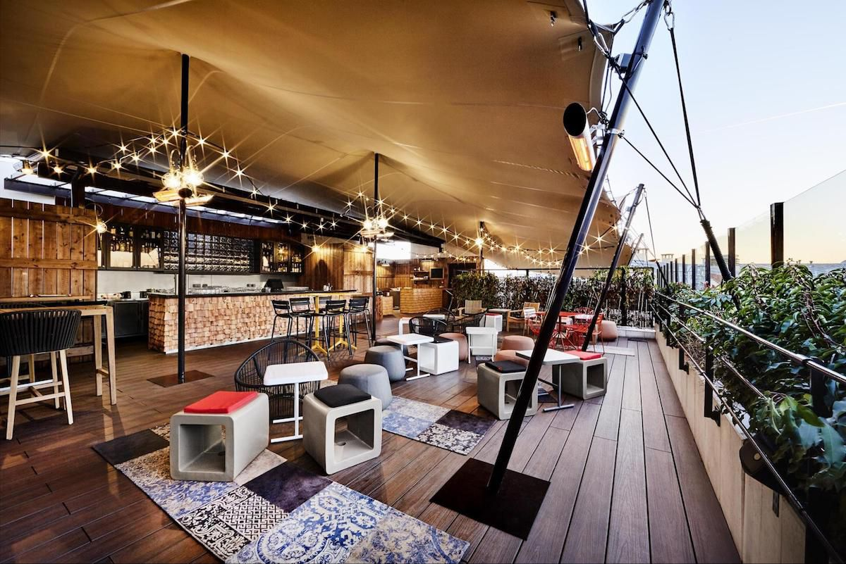 Khayma Leads The Way For A New Wave Of Rooftop Bars In