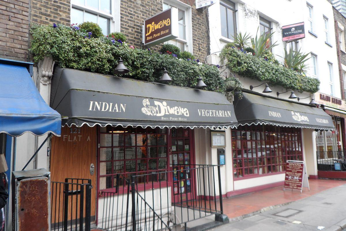 Drummond Street Indian Vegetarian Restaurant