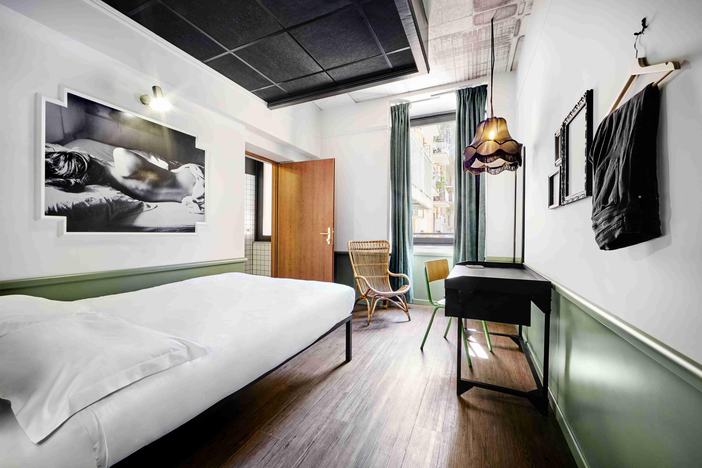 Generator Rome: Book a private room in a boutique hostel