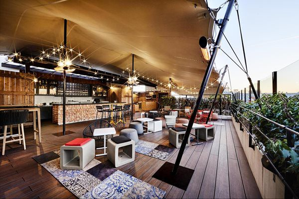 Drinks With A View The Best Rooftop Bars In Paris