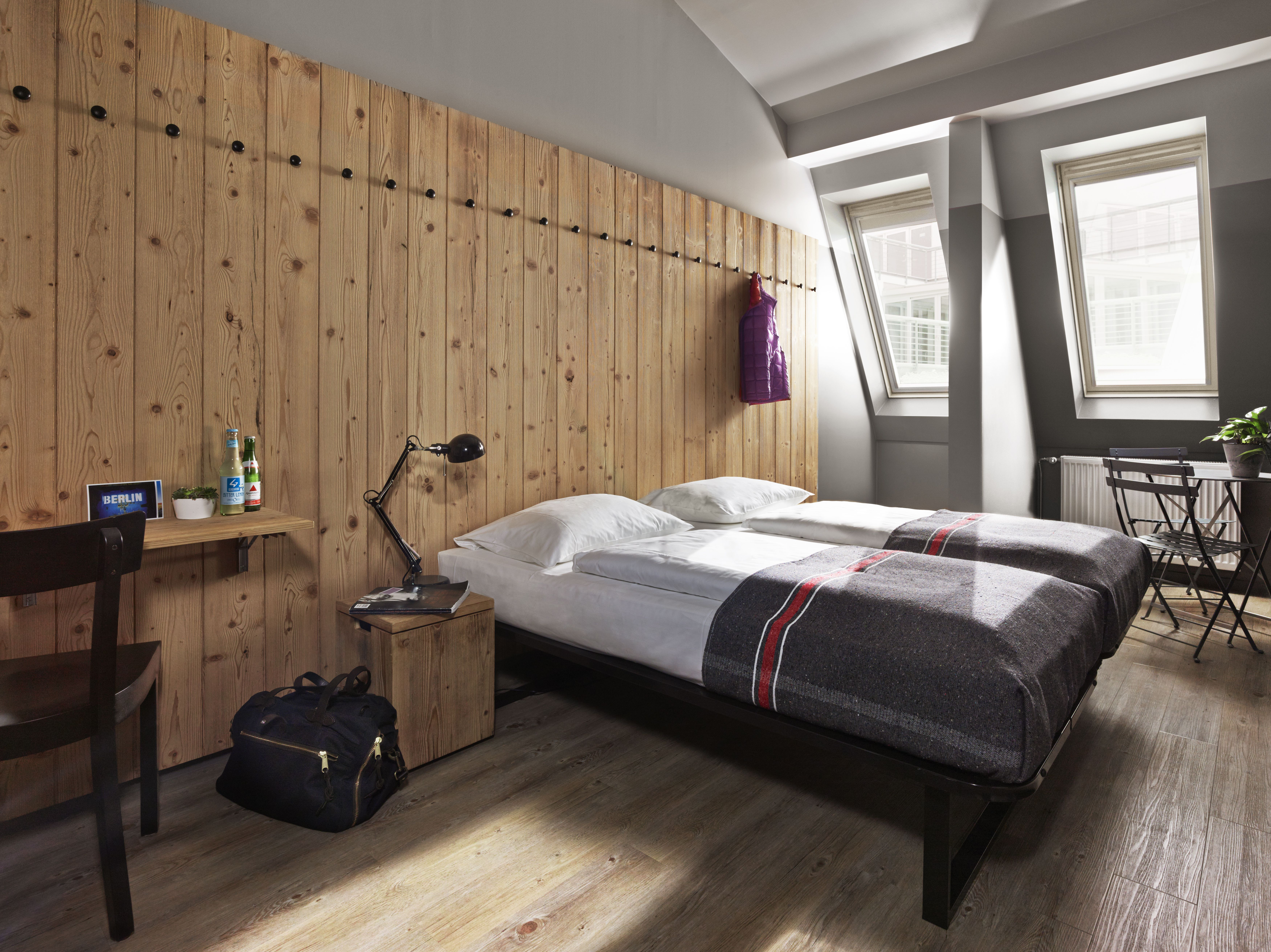 Generator Mitte: Book shared or private rooms at our hostels