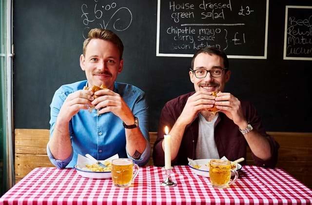 Gluten Free Pizza, Fried Chicken & Burgers In London - Parallel