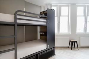 Generator Hamburg: Book shared and private rooms at our