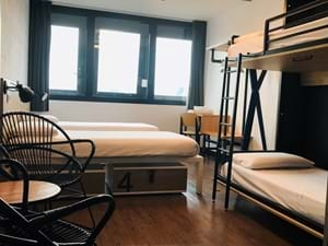 Generator Paris: Book shared and private rooms at our